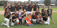 2011 American Champion Orioles Team