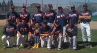 2011 Pacific Champion Braves Team