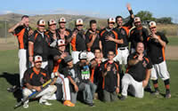 2013 Ettare Champion Orioles Team Photo