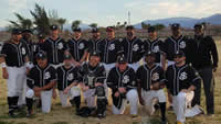 2016 San José Bees Palm Springs Desert Classic Team Photo