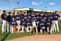 2019 Desert Classic Championship Team Photo