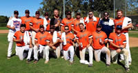 2019 SJ Giants Woodland Team Photo