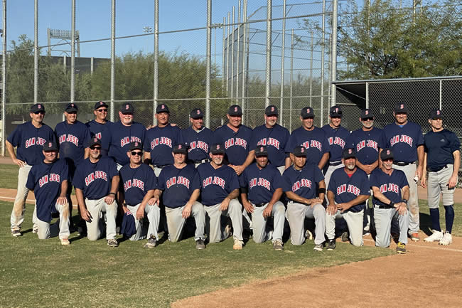 San Jose Men S Senior Baseball League Sjmsbl Home